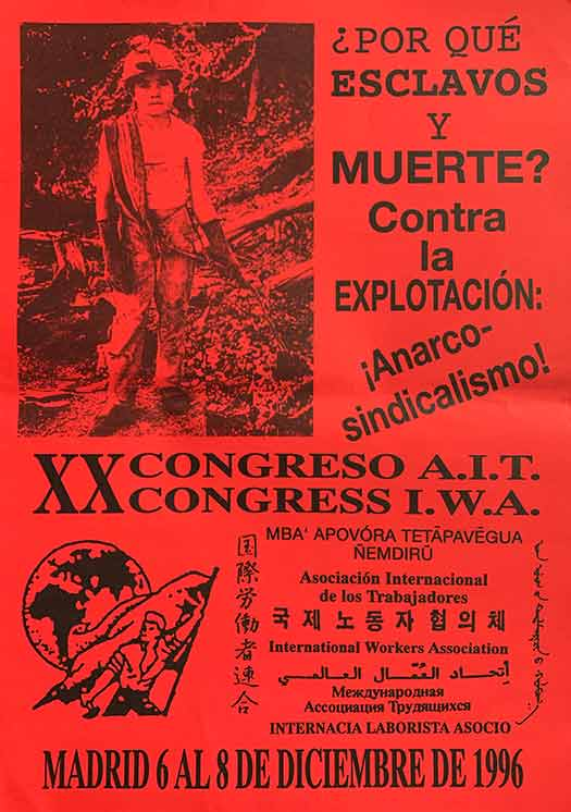 XX Congress of the IWA