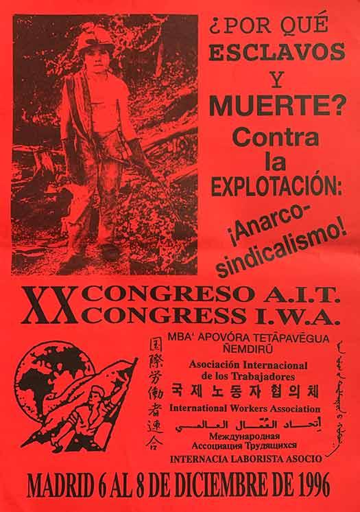 XX Congress of the IWA