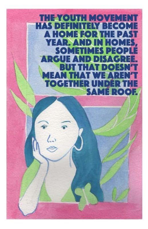 Youth Climate Activist – Xiye Bastida