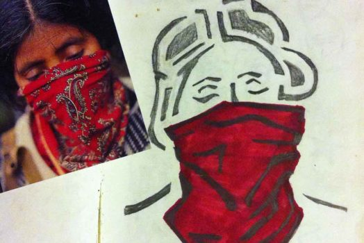 Celebrating the 25th Anniversary of Zapatista uprising