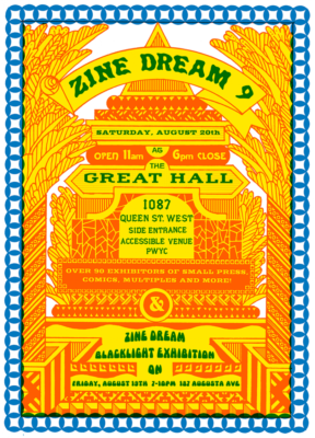 Zine Dream 9 (Toronto)