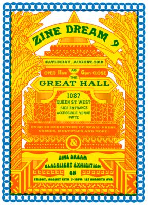 Zine Dream 9 (Toronto)