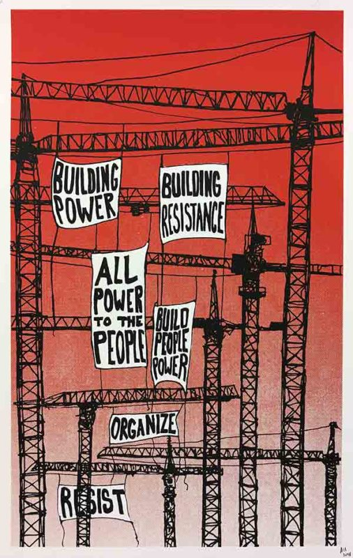 Building Power, Building Resistance