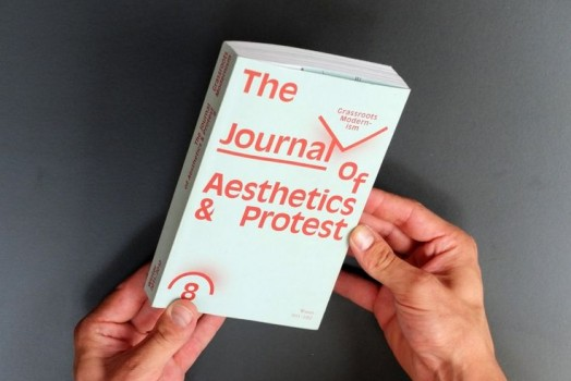 Journal of Aesthetics & Protest #8 out now