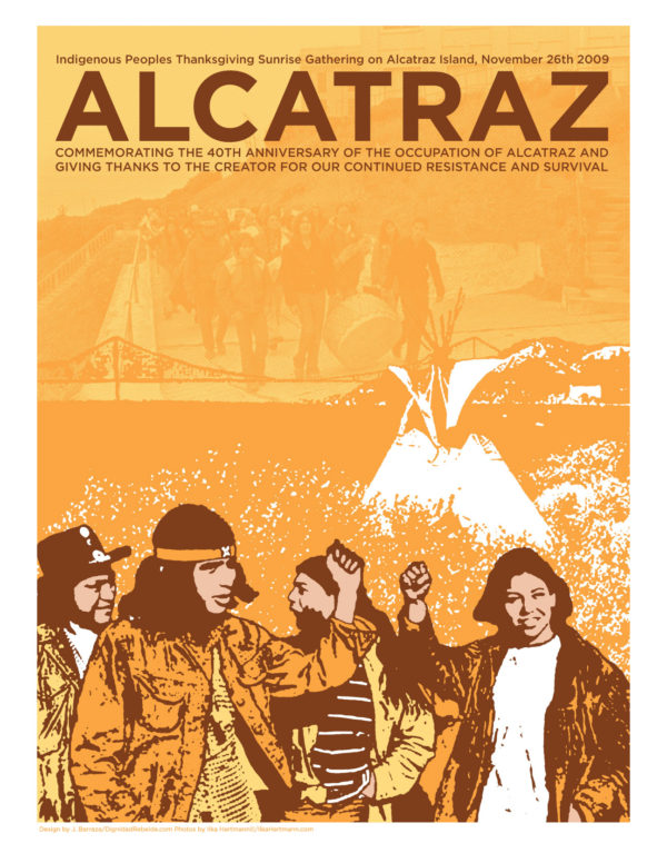 Alcatraz 40th Anniversary Print