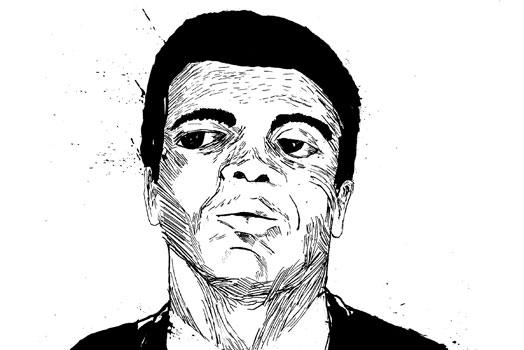 Honoring Muhammad Ali