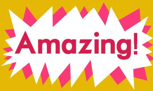 Amazing! (Melanie, Roger, Icky)
