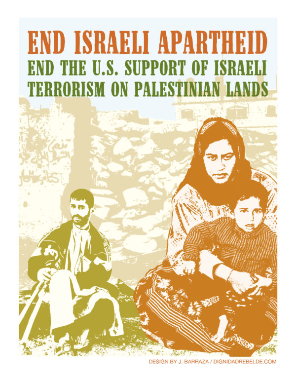 End Israeli Apartheid