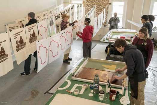 Milwaukee Art Build for Public Education Recap