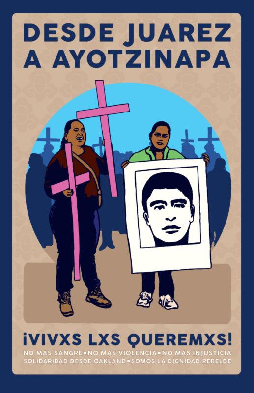 Desde Juarez a Ayotzinapa