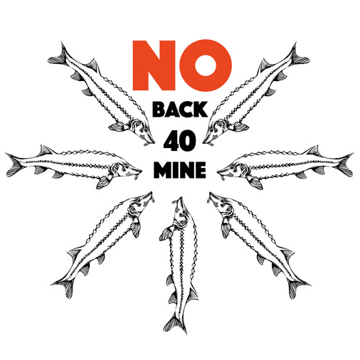 No Back Forty Mine!