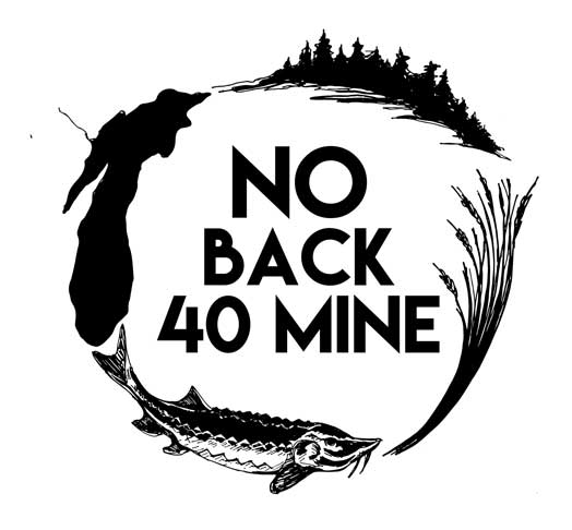 No Back Forty Mine