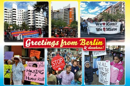 Greetings from Berlin