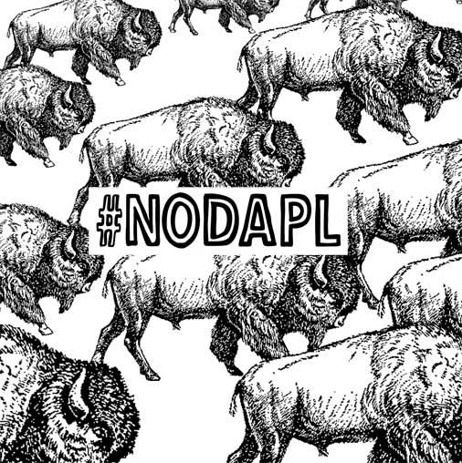 Buffalo – NO DAPL