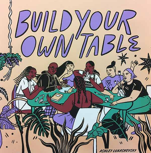 Build Your Own Table