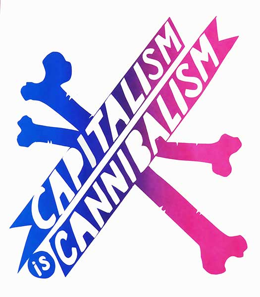 Capitalism is Cannibalism