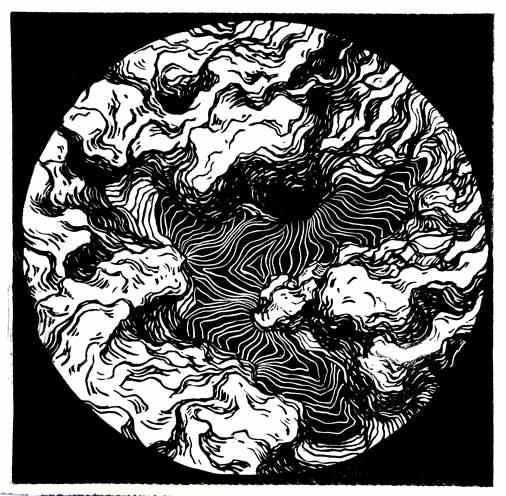 Circle #2 clouds