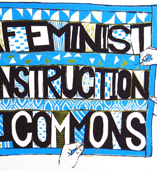 For a Feminist Reconstruction of the Commons