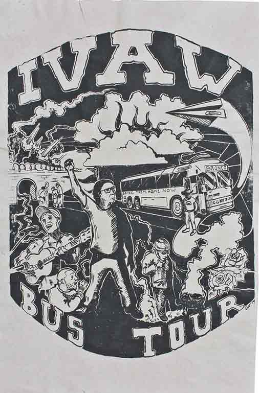 IVAW Bus Tour