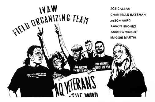 IVAW Field Organizing Team