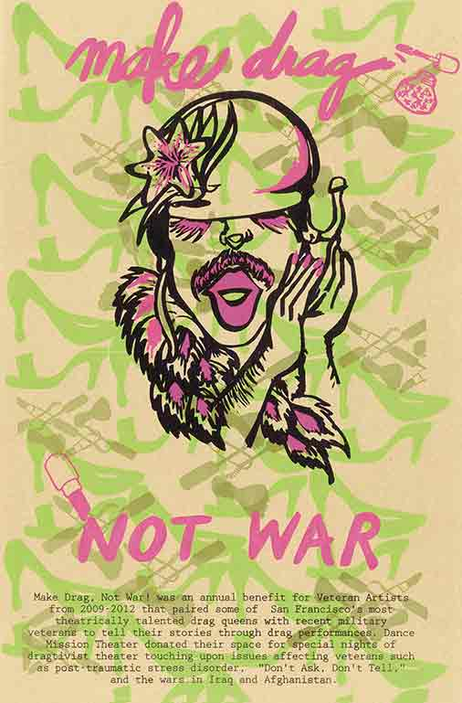 Make Drag Not War