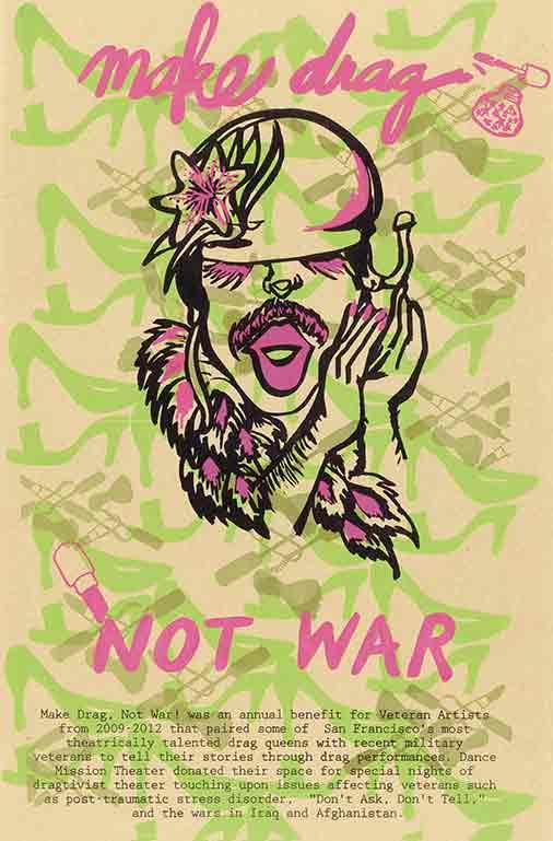 Make Drag Not War