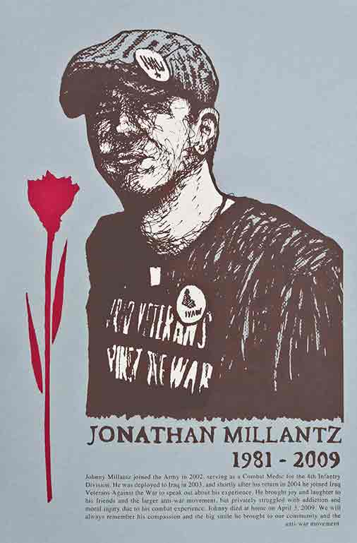 Jonathan Millantz Memorial