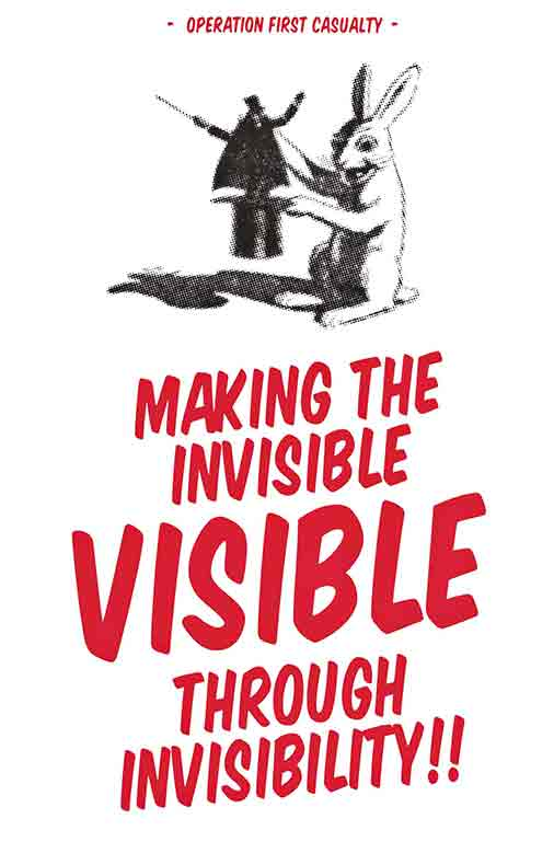 Making the Inivisible Visible