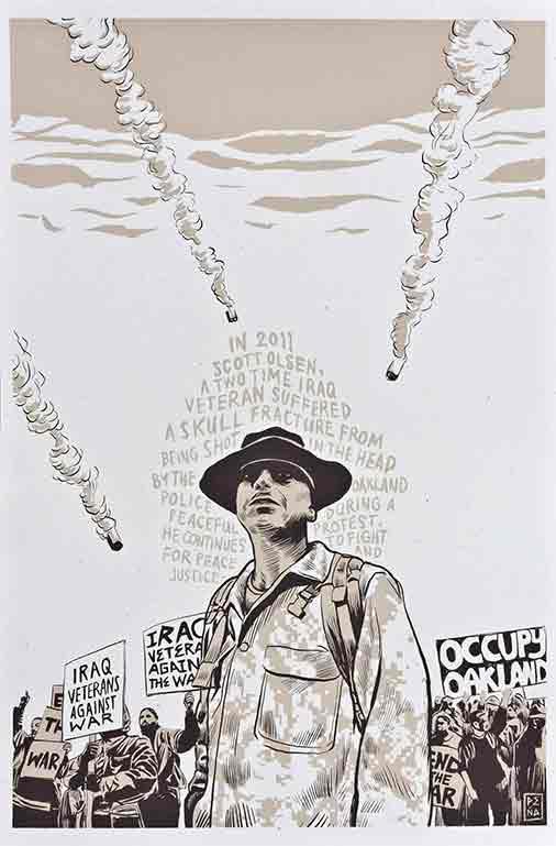 Scott Olsen & The People of Oakland
