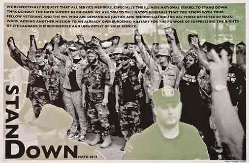 Stand Down NATO 2012
