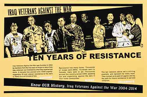 Ten Years of Resistance