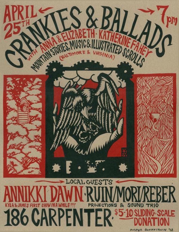 Crankies & Ballads
