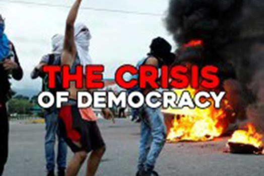 The Crisis of Democracy from subMedia.tv