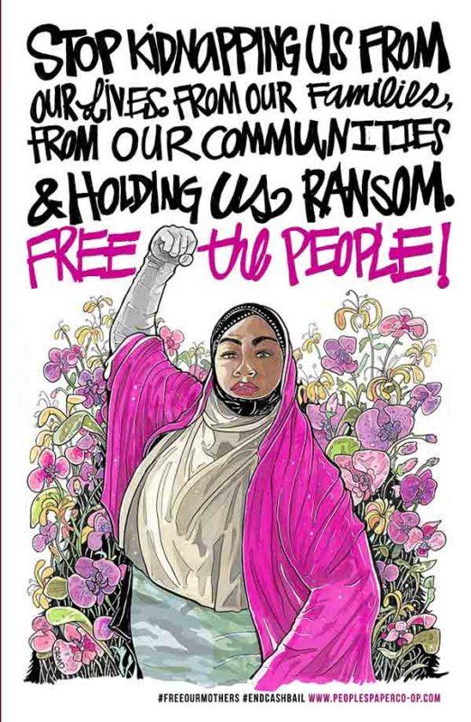 FREE THE PEOPLE (Portrait of Janaya)