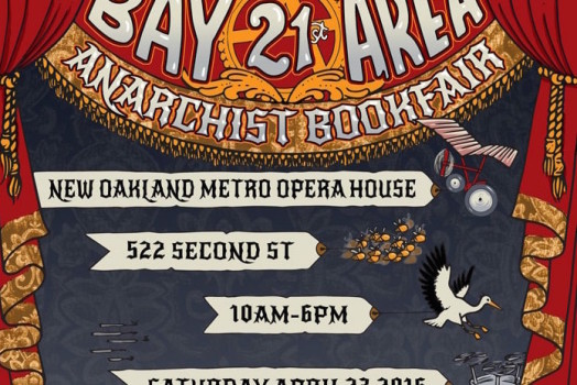 Justseeds at the Bay Area Anarchist Bookfair!