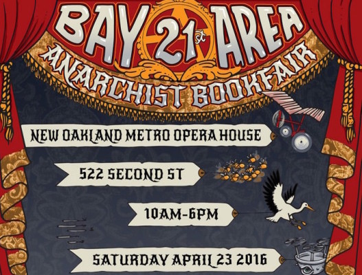 Justseeds at the Bay Area Bookfair