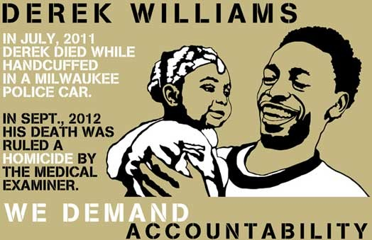 Justice for Derek Williams