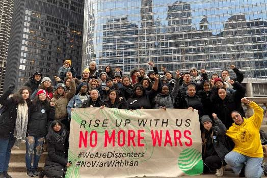 The New Emerging Antiwar Youth Movement