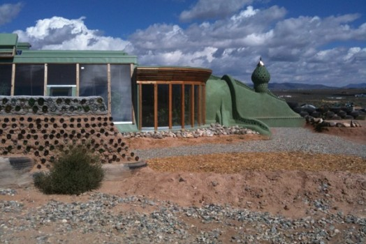 New Mexico #1: Earthships
