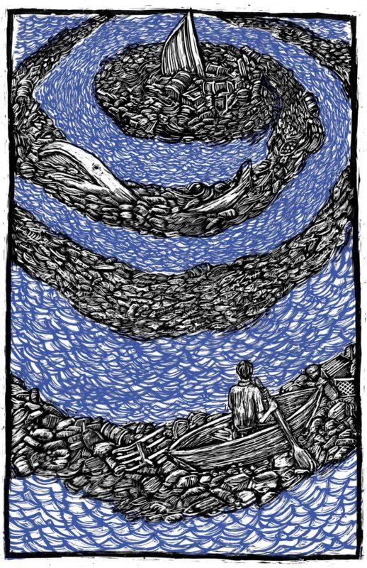 Ocean Death Spiral
