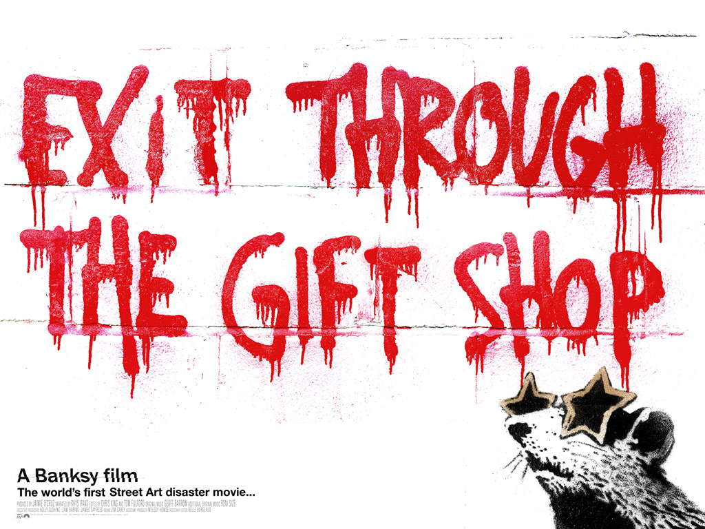 Justseeds | REVIEW: Exit Through the Gift Shop