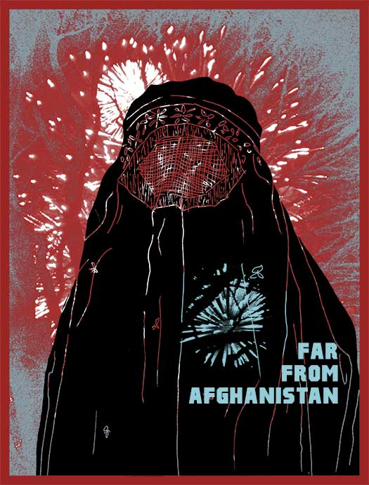 Far From Afghanistan