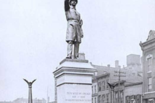 Haymarket: An Embattled History of Static Monuments and Public Interventions