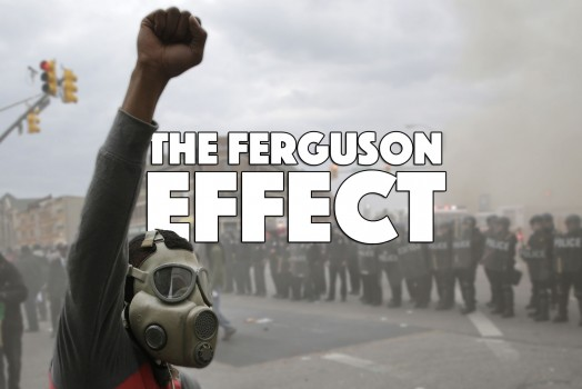 The Ferguson Effect