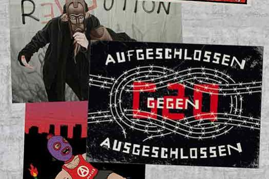 Hamburg G20 Protests- Call for Posters!