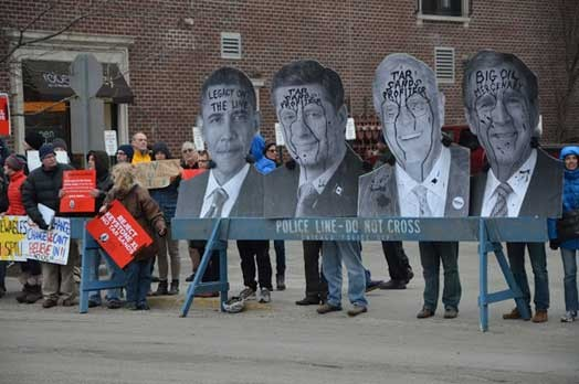 Oil heads: Reject the KXL