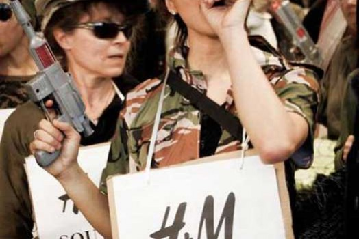 More H&M Protests