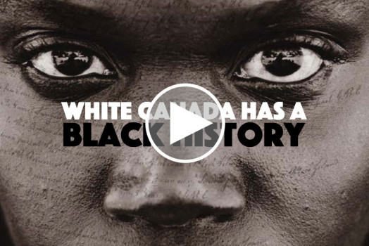 White Canada Has a Black History