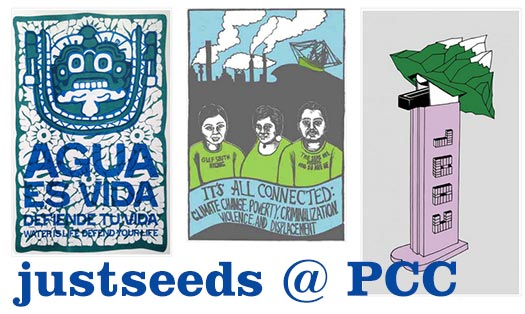Justseeds @ PCC in Portland, OR