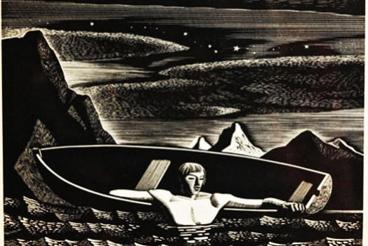 Rockwell Kent Gallery, Plattsburgh, NY